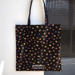 Madewell Canvas Tote Limited Edition